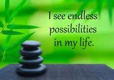 Living my possibilities